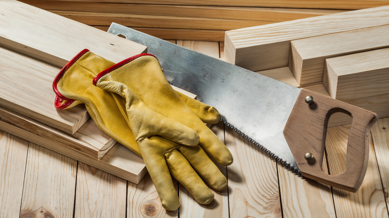 Rękawice budowlane